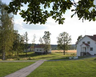 Laukon kartano puistotalo vuokra-asunnot