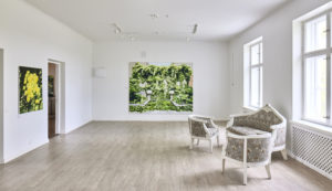 Tamara Piilola näyttely Laukon kartano Pirkanmaa kesänäyttely 2021 Tampere
